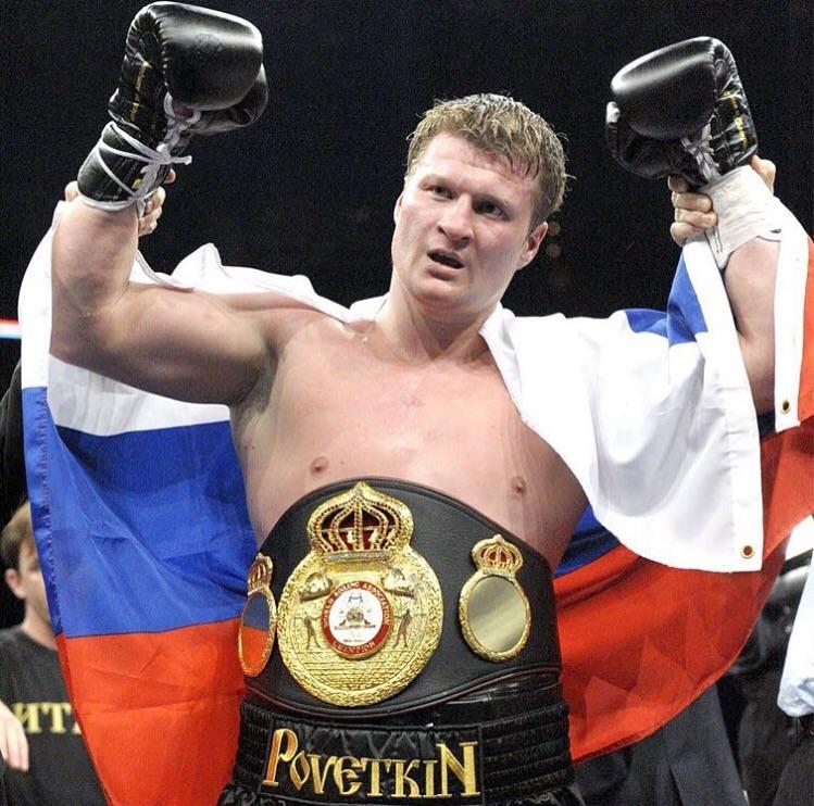 Олимпийский чемпион Александр Поветкин проведет вВоронеже открытую тренировку