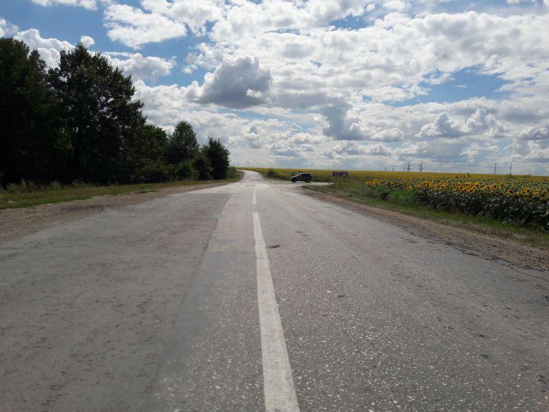 Женщина погибла на воронежском участке трассы «Дон» после наезда грузовика