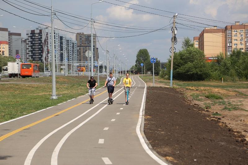 Воронеж велокольцуют: мэр Воронежа рассказал о строительстве новой велодорожки до цирка