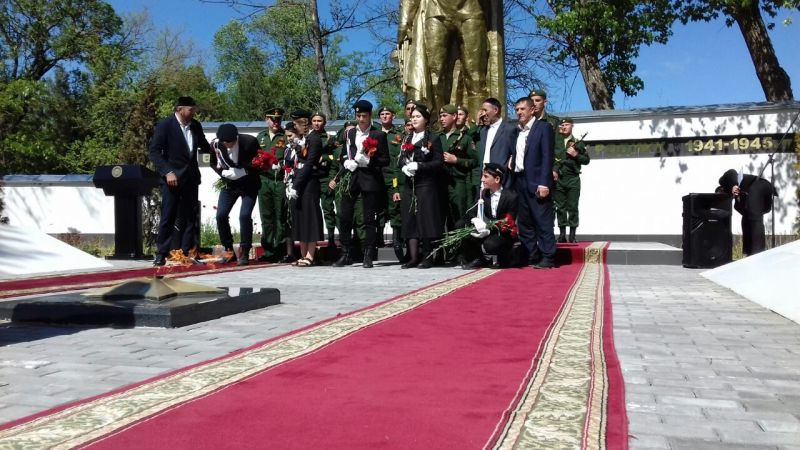 Список Гучигова: чеченские поисковики нашли захоронения защищавших Грозный воронежцев