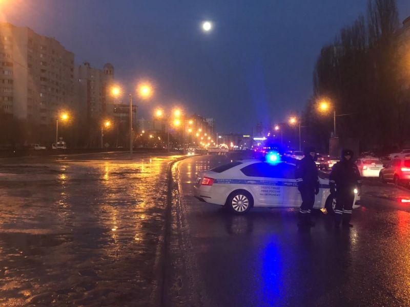 В центре Воронежа перекроют движение по Театральному проезду