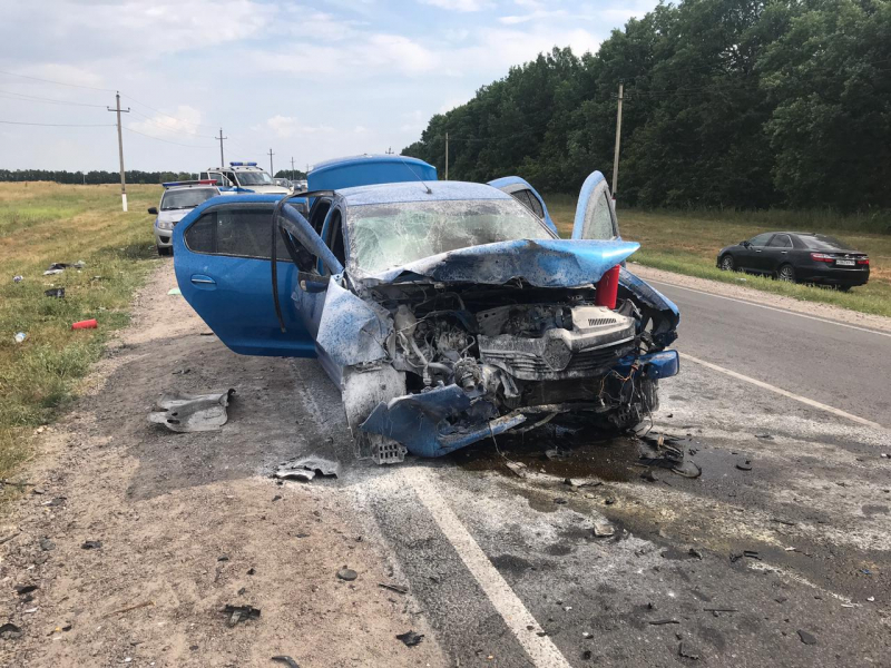 Под Воронежем после ДТП с погибшей школьницей и автомобилем главы района возбудили дело